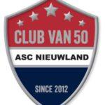 ASC Nieuwland Club van 50