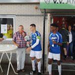 JO19-1 wint Amersfoorts voetbalkampioenschap