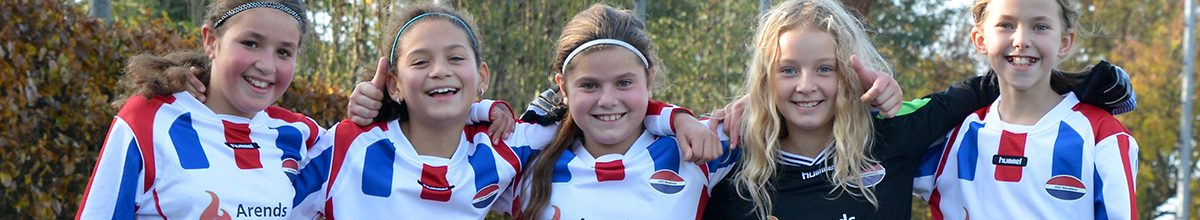 Damesvoetbal bij ASC Nieuwland!