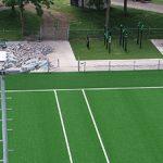 Primeur: ASC Nieuwland heeft eerste kunstgras zonder rubber of zand