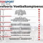 Voorbereiding Nieuwland 1 op seizoen 2018-2019
