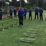 Geslaagde workshop 'Speed & Agility'