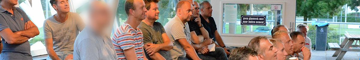 Themasessie 'Samenwerken binnen ASC Nieuwland'