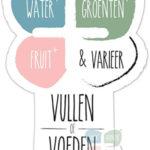 Vullen of Voeden: je bent wat je eet!