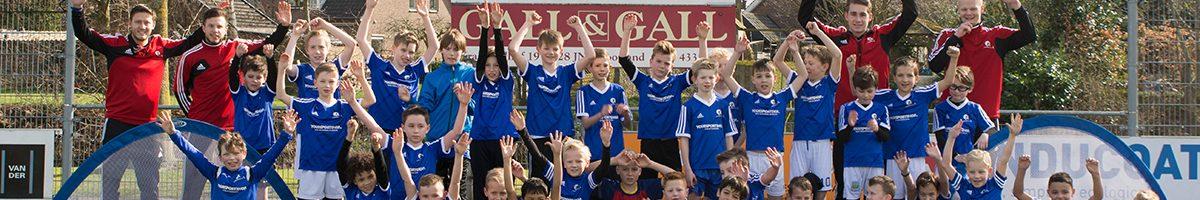Voetbalschool weer begonnen bij ASC!
