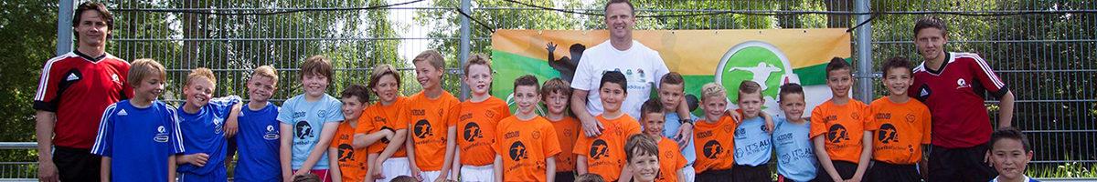 De Voetbalschool gaat weer van start!